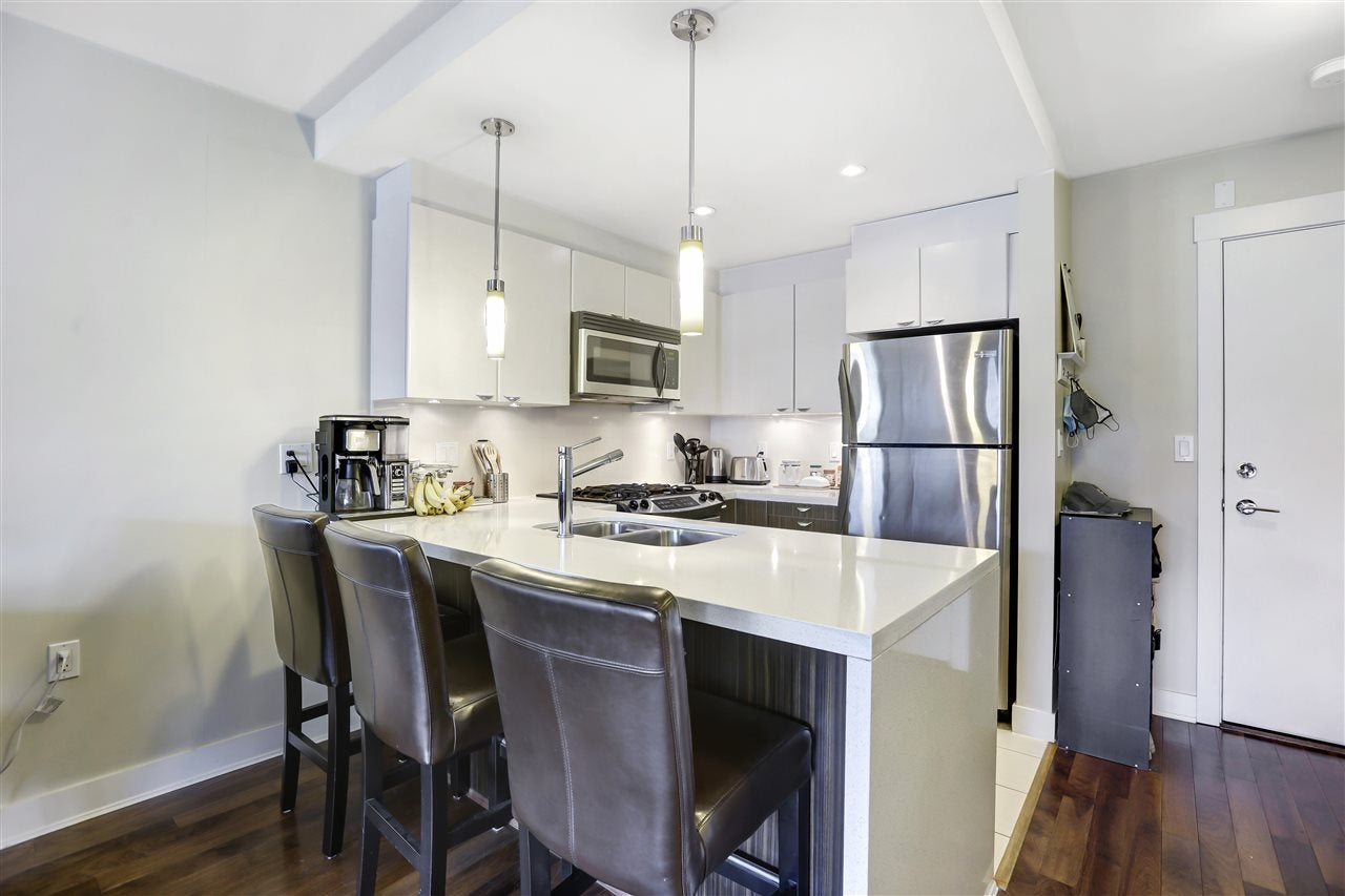 604 160 W 3RD STREET - Lower Lonsdale Apartment/Condo for sale, 1 Bedroom (R2560551) - #5