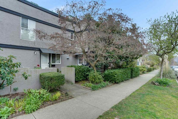 2379 CYPRESS STREET - Kitsilano Townhouse for sale, 3 Bedrooms (R2560555)