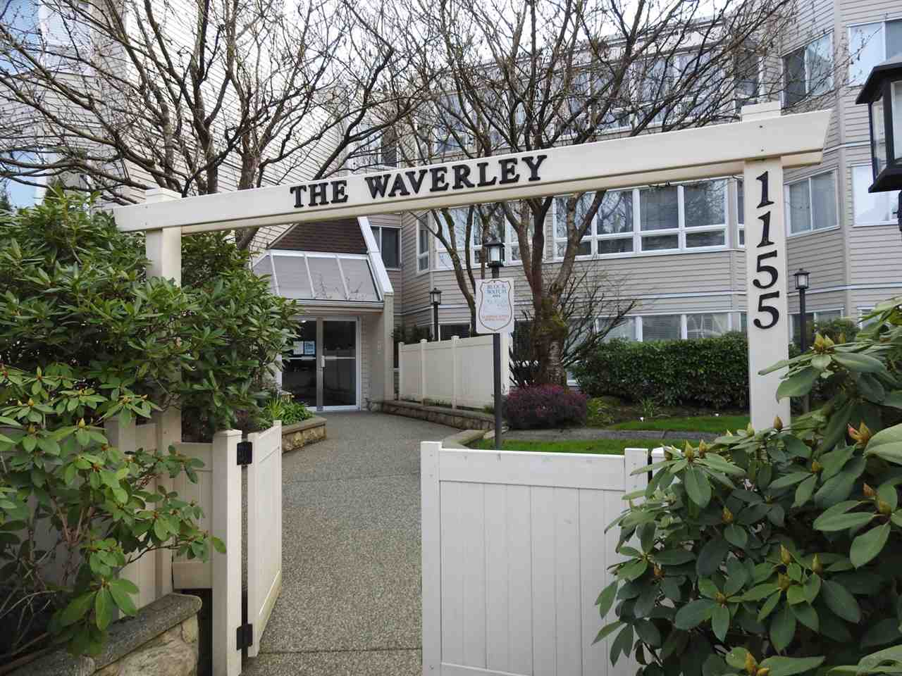 110 1155 ROSS ROAD - Lynn Valley Apartment/Condo for sale, 2 Bedrooms (R2560572) - #1