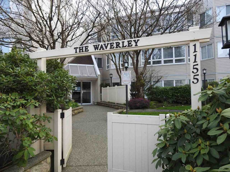 110 1155 ROSS ROAD - Lynn Valley Apartment/Condo for sale, 2 Bedrooms (R2560572)