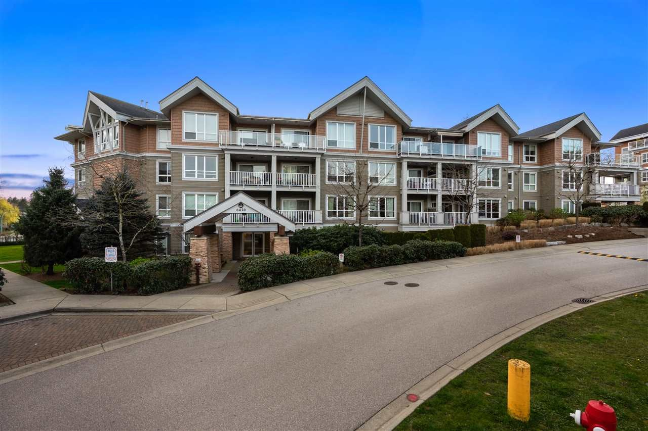 208 6420 194 STREET - Clayton Apartment/Condo for sale, 2 Bedrooms (R2560578) - #1