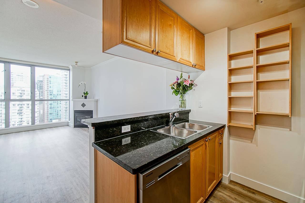 2002 928 RICHARDS STREET - Yaletown Apartment/Condo for sale, 1 Bedroom (R2560615) - #2