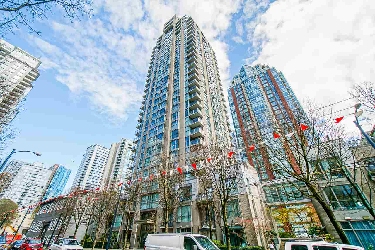 2002 928 RICHARDS STREET - Yaletown Apartment/Condo for sale, 1 Bedroom (R2560615) - #28