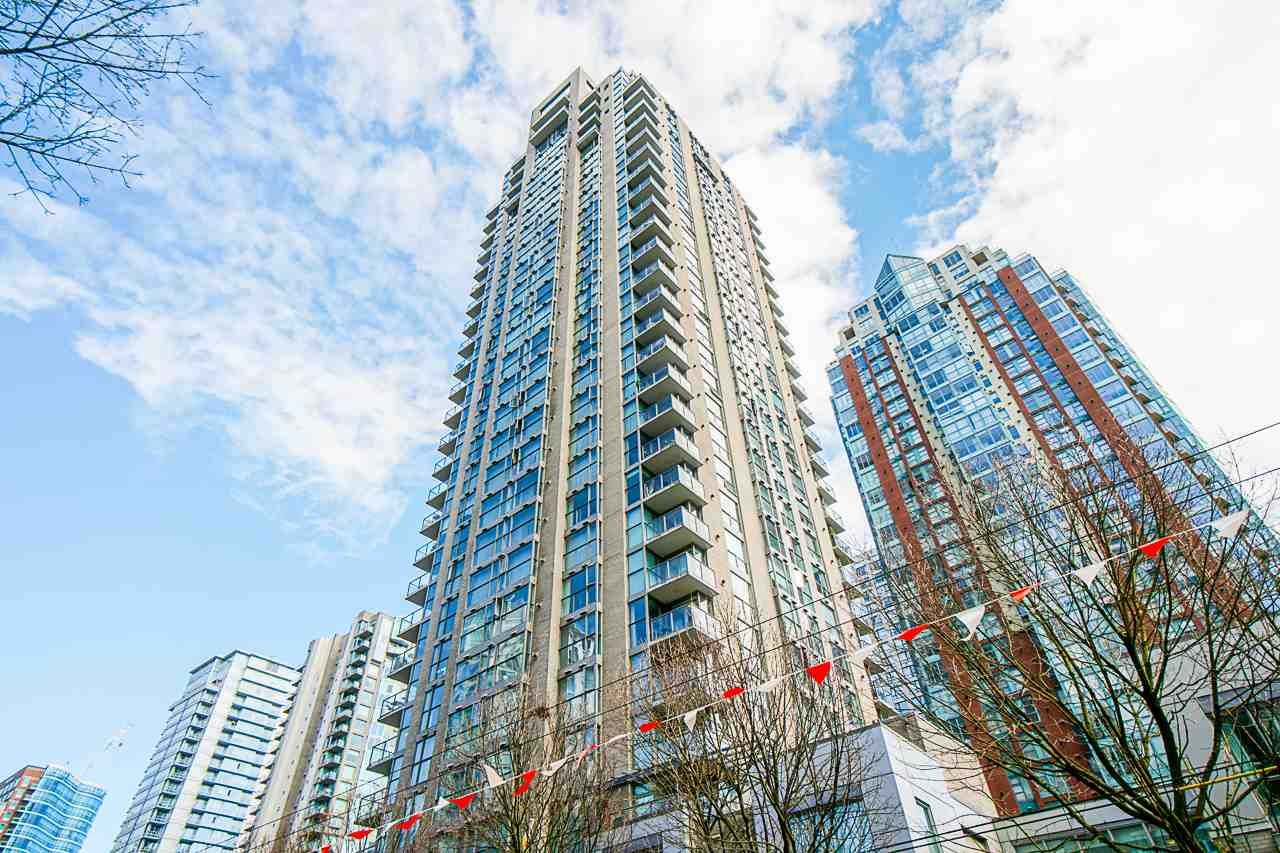 2002 928 RICHARDS STREET - Yaletown Apartment/Condo for sale, 1 Bedroom (R2560615) - #30
