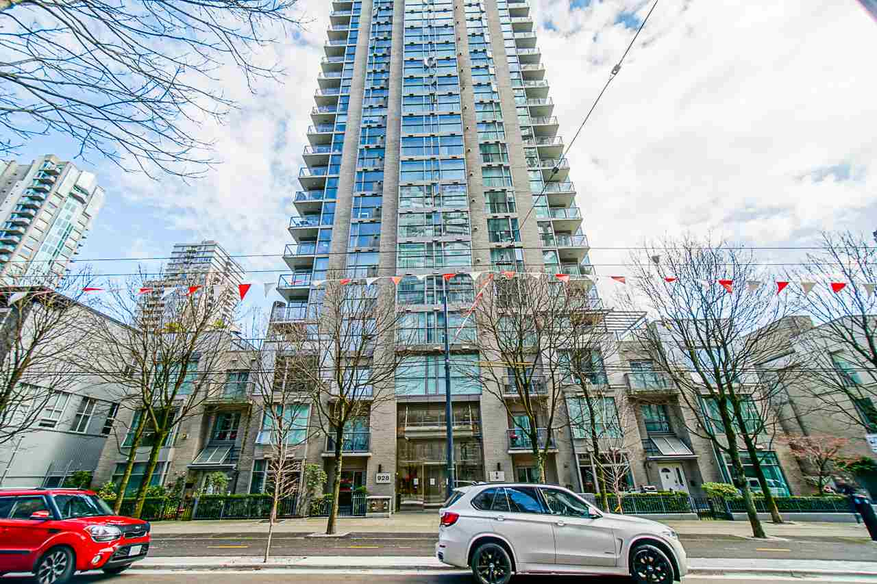 2002 928 RICHARDS STREET - Yaletown Apartment/Condo for sale, 1 Bedroom (R2560615) - #31