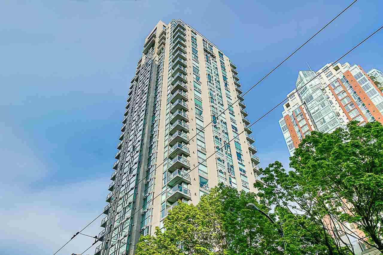 2002 928 RICHARDS STREET - Yaletown Apartment/Condo for sale, 1 Bedroom (R2560615) - #32