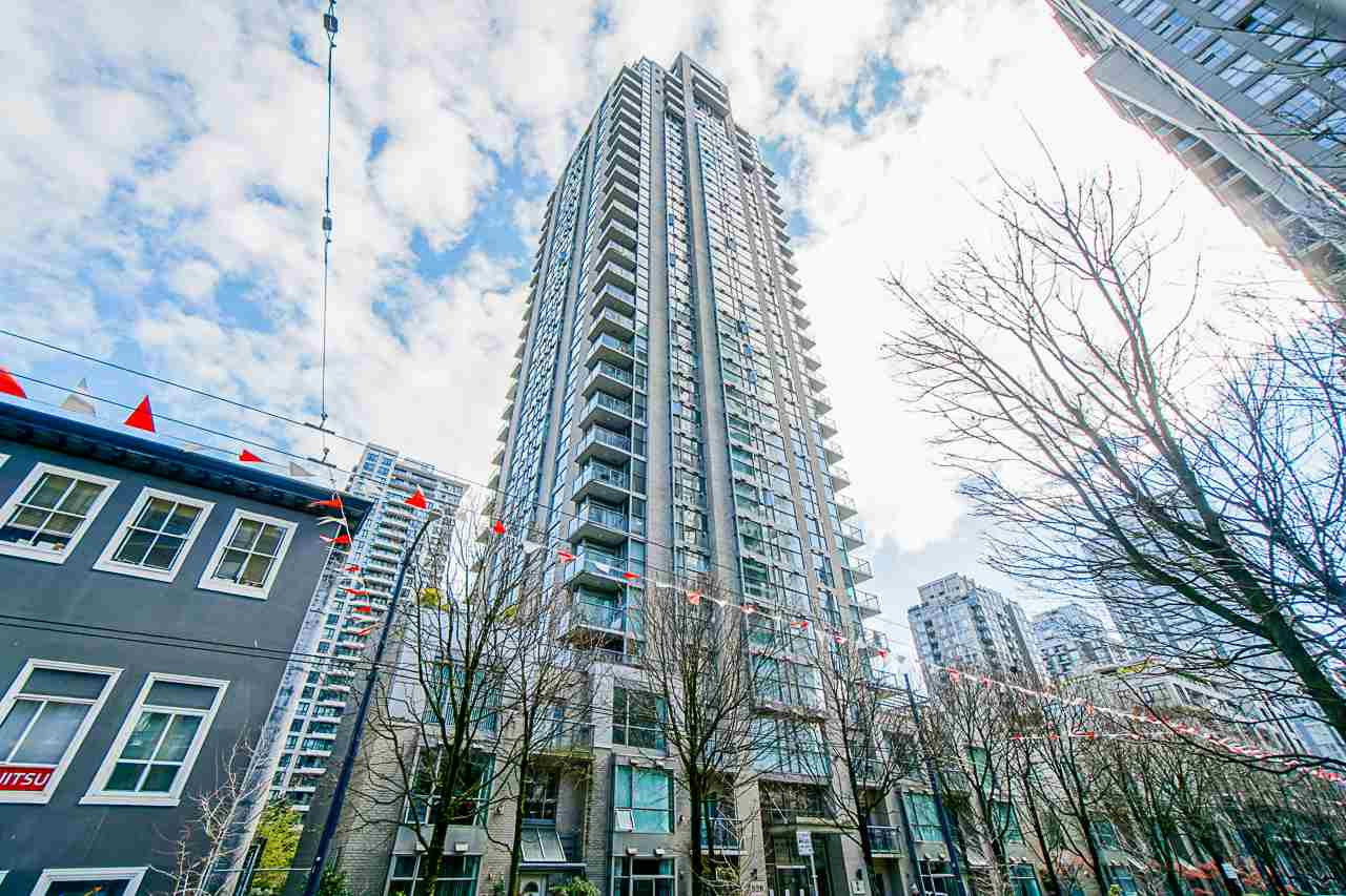 2002 928 RICHARDS STREET - Yaletown Apartment/Condo for sale, 1 Bedroom (R2560615) - #33