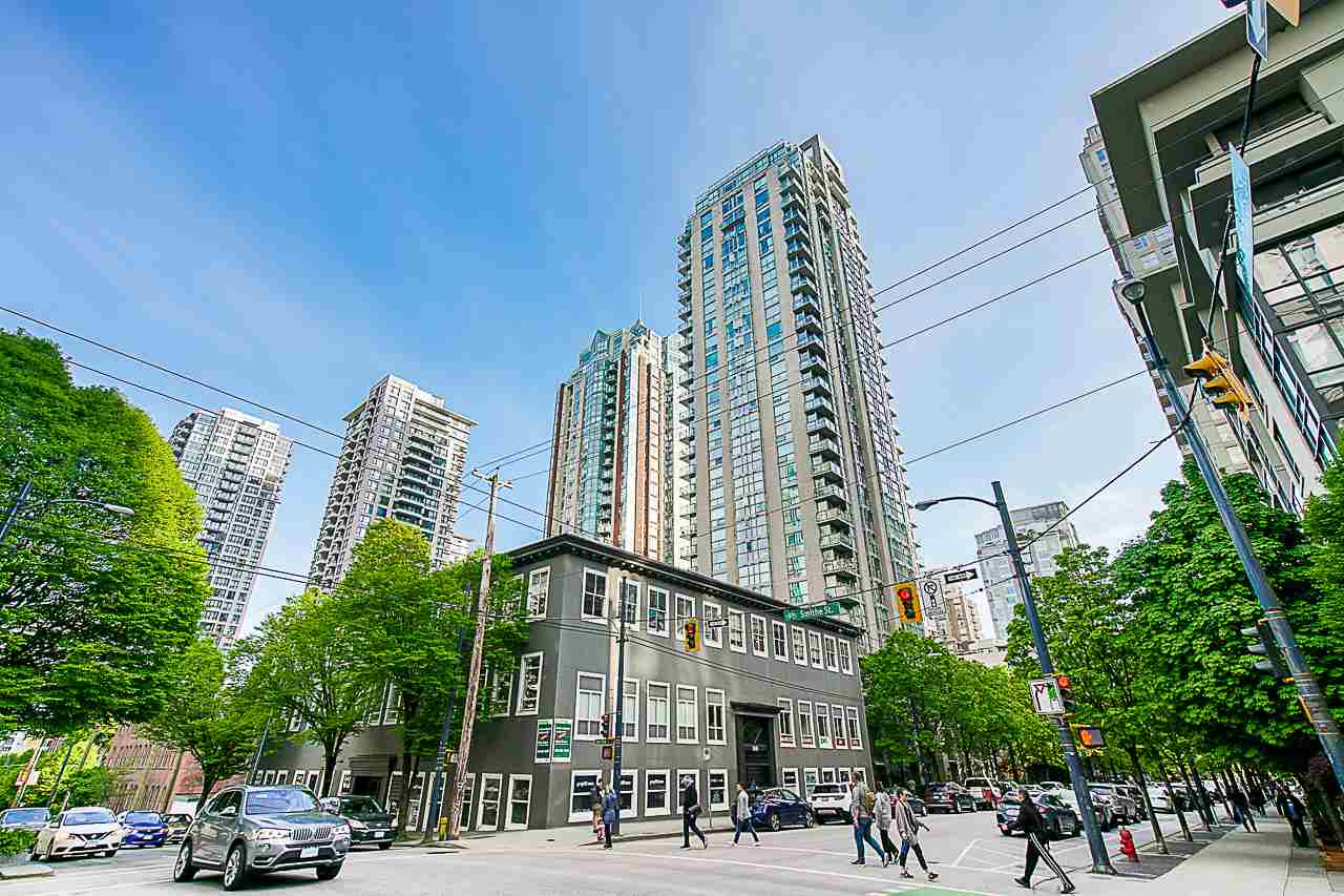 2002 928 RICHARDS STREET - Yaletown Apartment/Condo for sale, 1 Bedroom (R2560615) - #34