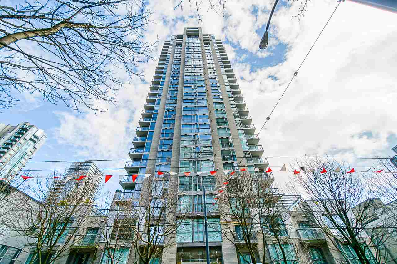 2002 928 RICHARDS STREET - Yaletown Apartment/Condo for sale, 1 Bedroom (R2560615) - #35