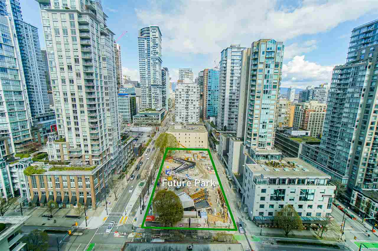 2002 928 RICHARDS STREET - Yaletown Apartment/Condo for sale, 1 Bedroom (R2560615) - #5