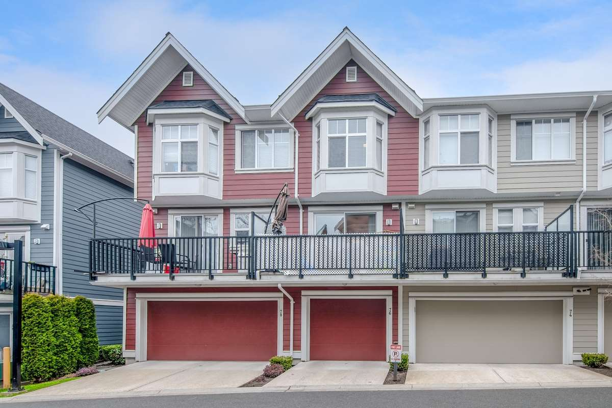 76 20852 77A AVENUE - Willoughby Heights Townhouse for sale, 3 Bedrooms (R2560656) - #2