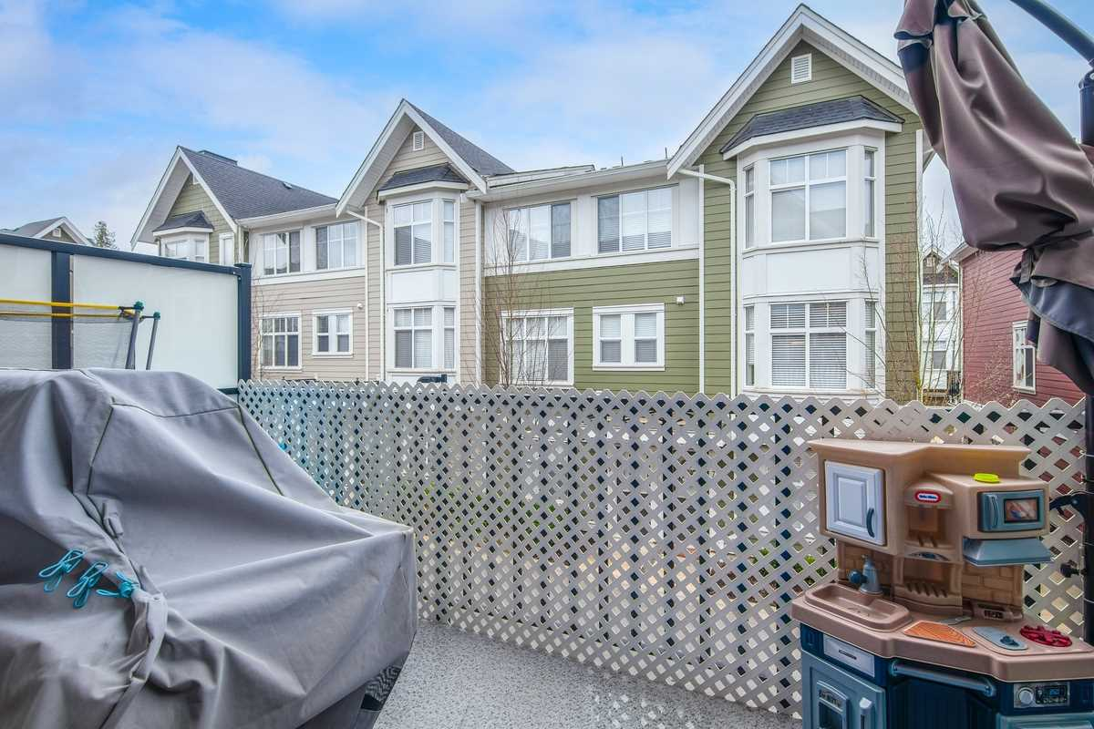 76 20852 77A AVENUE - Willoughby Heights Townhouse for sale, 3 Bedrooms (R2560656) - #20