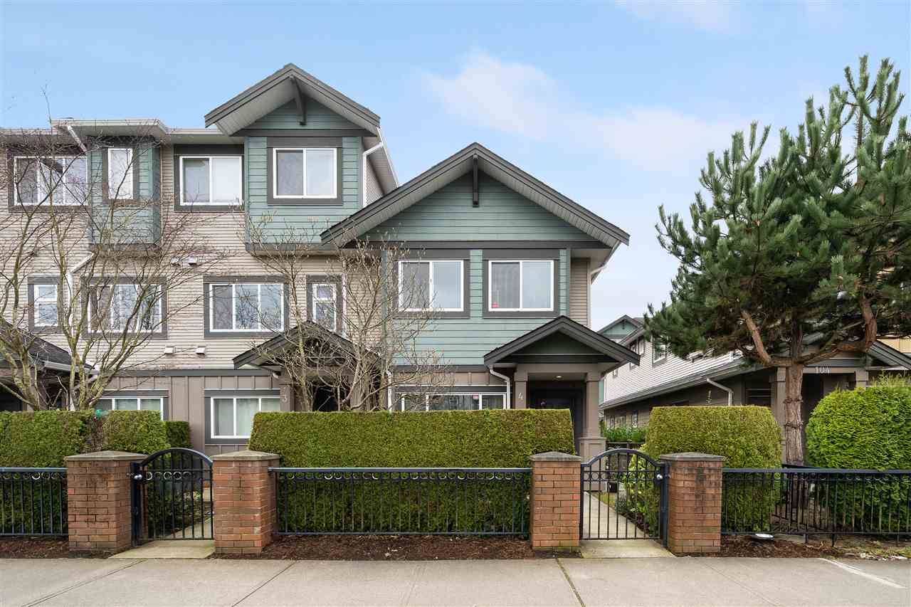 4 9420 FERNDALE ROAD - McLennan North Townhouse for sale, 3 Bedrooms (R2560672)