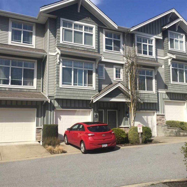 55 11282 COTTONWOOD DRIVE - Cottonwood MR Townhouse for sale, 3 Bedrooms (R2560689)