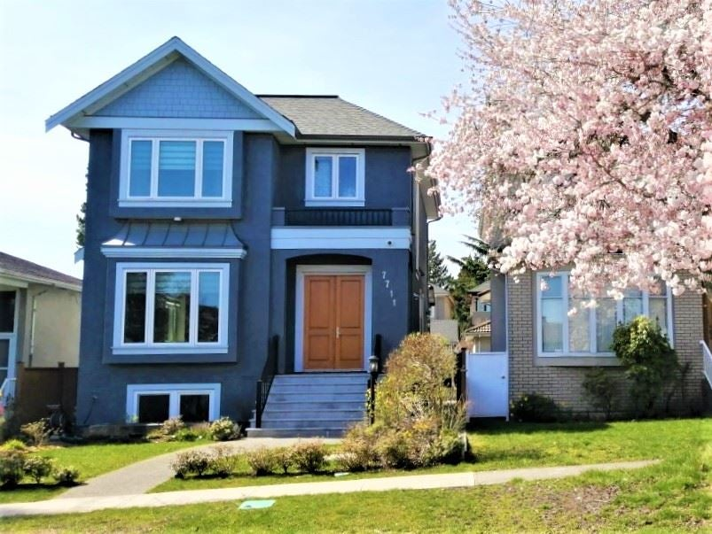 7711 OSLER STREET - South Granville House/Single Family for sale, 5 Bedrooms (R2560697)