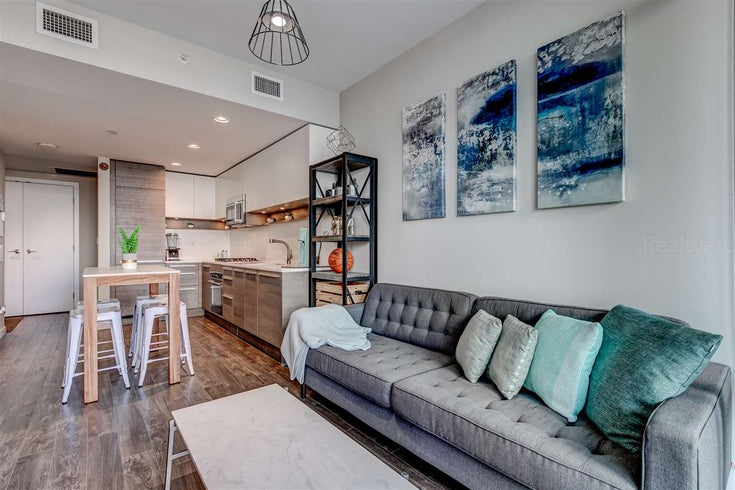 3405 4485 SKYLINE DRIVE - Brentwood Park Apartment/Condo for sale, 1 Bedroom (R2560707)