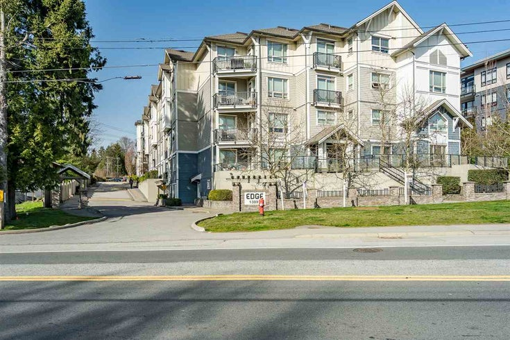 323 13897 FRASER HIGHWAY - Whalley Apartment/Condo for sale, 2 Bedrooms (R2560710)
