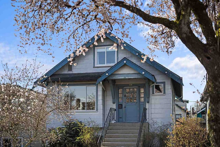 2228 GRANT STREET - Grandview Woodland House/Single Family for sale, 4 Bedrooms (R2560737)