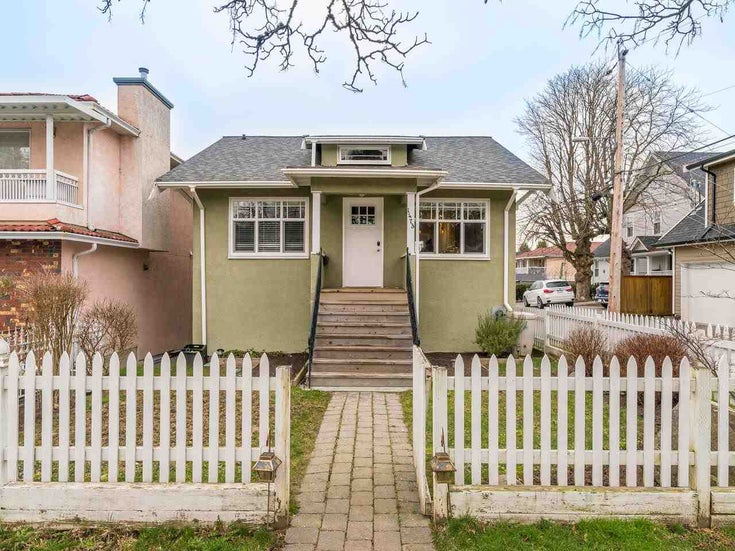1473 E 22ND AVENUE - Knight House/Single Family for sale, 3 Bedrooms (R2560775)
