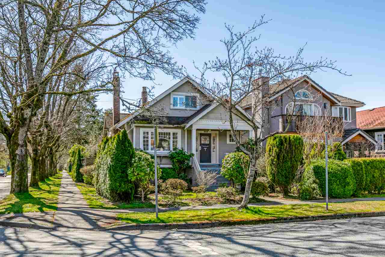 2004 W 47TH AVENUE - Kerrisdale House/Single Family for sale, 5 Bedrooms (R2560791)