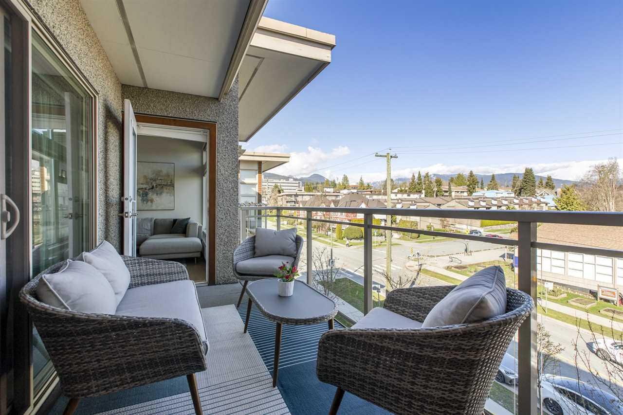 PH4 1033 ST. GEORGES AVENUE - Central Lonsdale Apartment/Condo for sale, 2 Bedrooms (R2560864) - #11