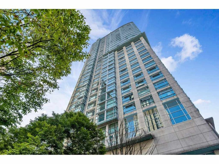 2306 438 SEYMOUR STREET - Downtown VW Apartment/Condo for sale, 1 Bedroom (R2560892)