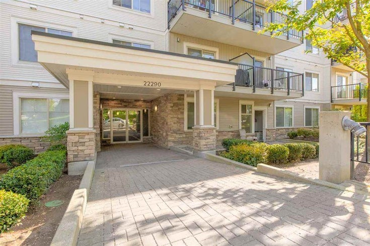 309 22290 NORTH AVENUE - West Central Apartment/Condo for sale, 2 Bedrooms (R2560894)
