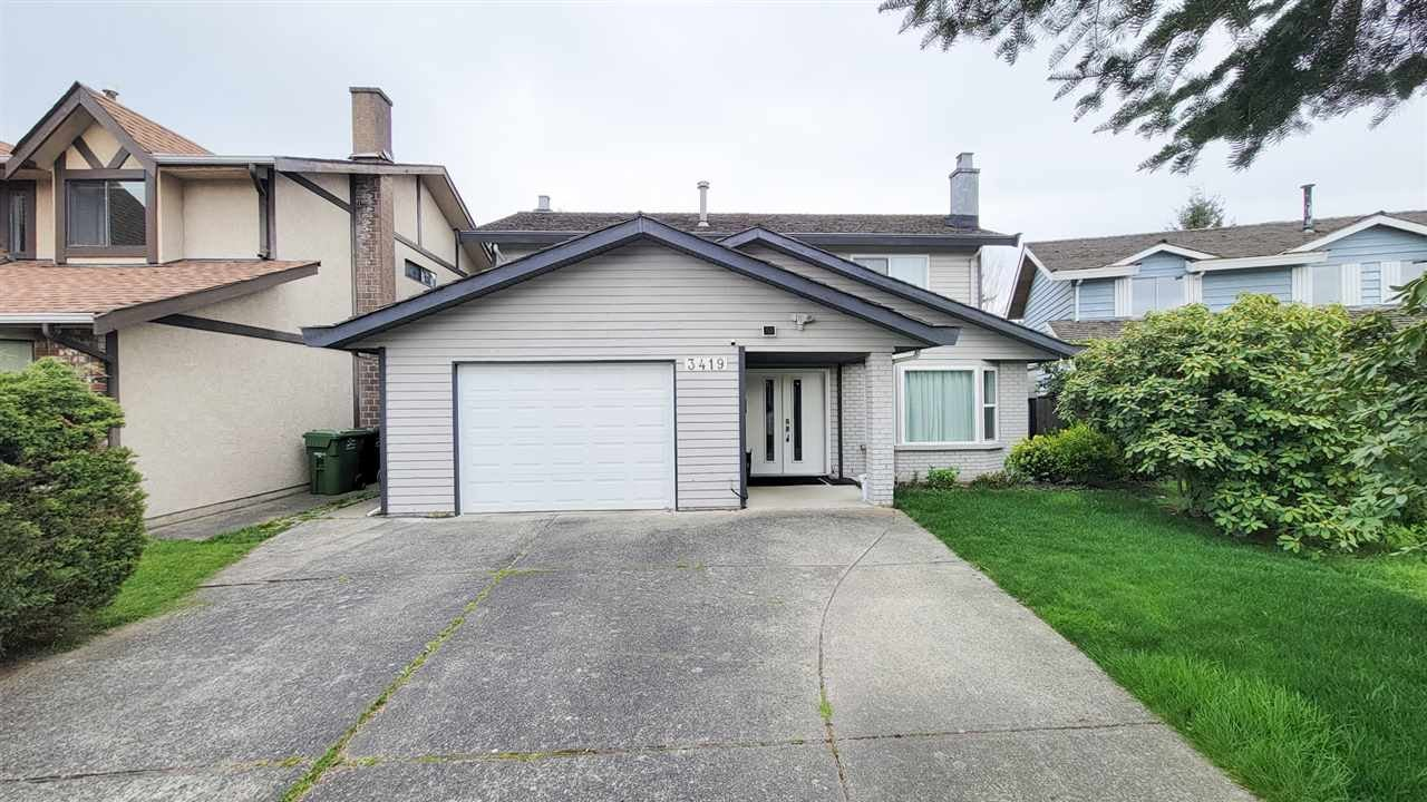 3419 BAMFIELD DRIVE - East Cambie House/Single Family for sale, 5 Bedrooms (R2560912)