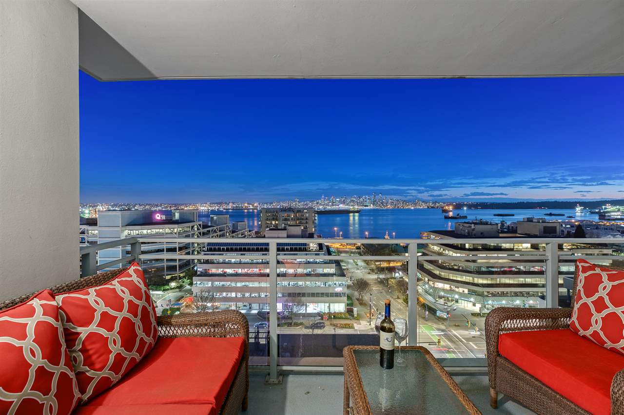 1108 175 W 1ST STREET - Lower Lonsdale Apartment/Condo for sale, 2 Bedrooms (R2560932) - #1