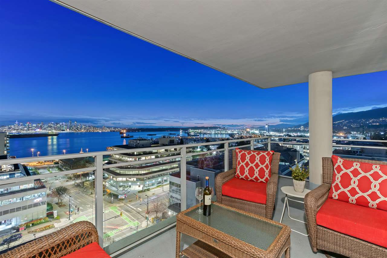 1108 175 W 1ST STREET - Lower Lonsdale Apartment/Condo for sale, 2 Bedrooms (R2560932) - #2