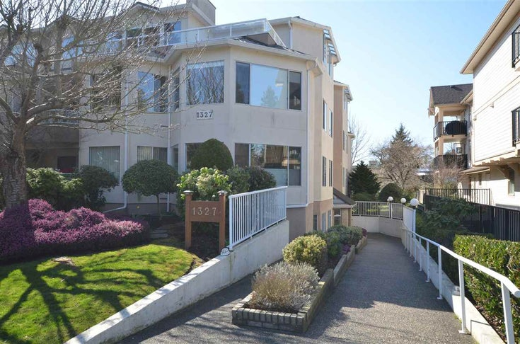 303 1327 BEST STREET - White Rock Apartment/Condo for sale, 2 Bedrooms (R2560937)