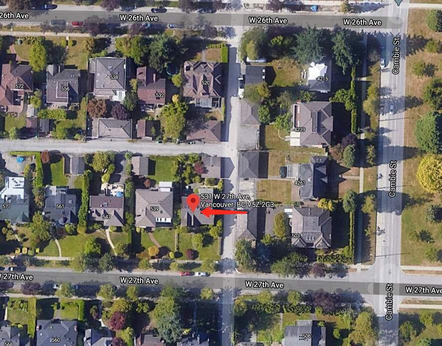 531 W 27TH AVENUE - Cambie House/Single Family for sale, 7 Bedrooms (R2560947)
