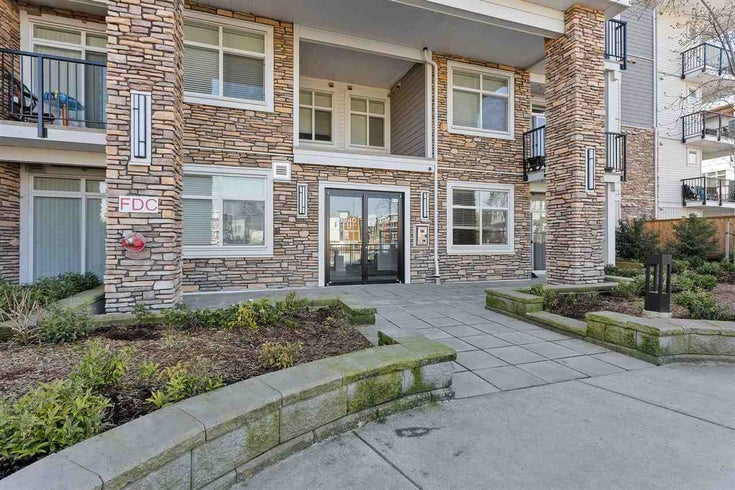 104 19940 BRYDON CRESCENT - Langley City Apartment/Condo for sale, 2 Bedrooms (R2560970)
