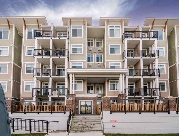 209 20696 EASTLEIGH CRESCENT - Langley City Apartment/Condo for sale, 1 Bedroom (R2560972)