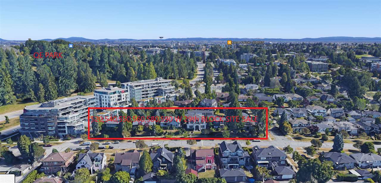 590 W 29TH AVENUE - Cambie House/Single Family for sale, 6 Bedrooms (R2560999)