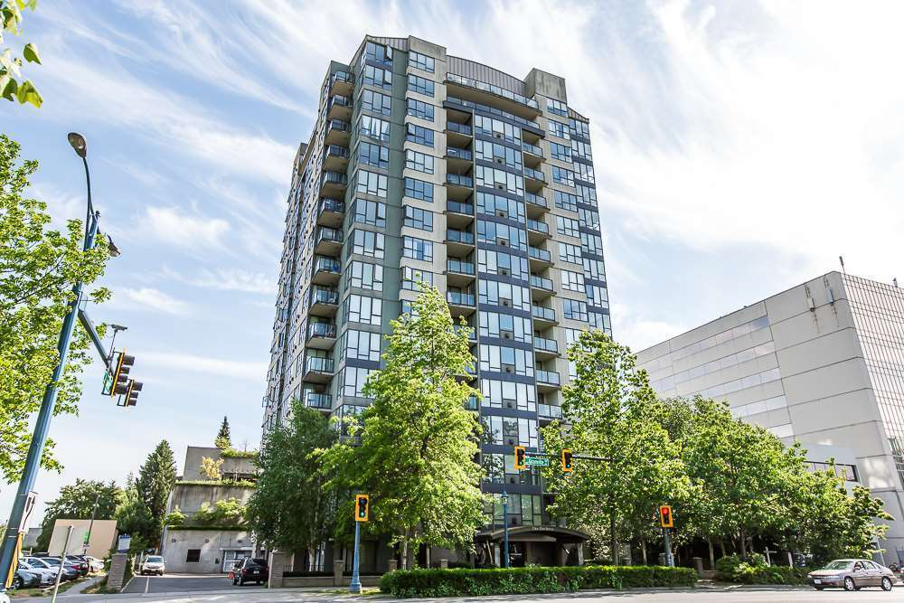1203 8180 GRANVILLE AVENUE - Brighouse South Apartment/Condo for sale, 2 Bedrooms (R2561053)