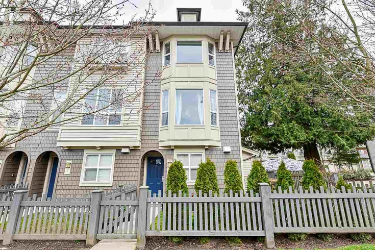 6 7938 209 STREET - Willoughby Heights Townhouse for sale, 2 Bedrooms (R2561075)