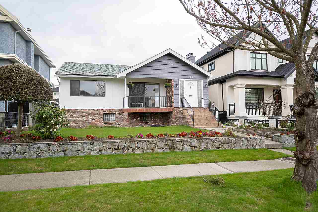 781 W 61ST AVENUE - Marpole House/Single Family for sale, 5 Bedrooms (R2561099)