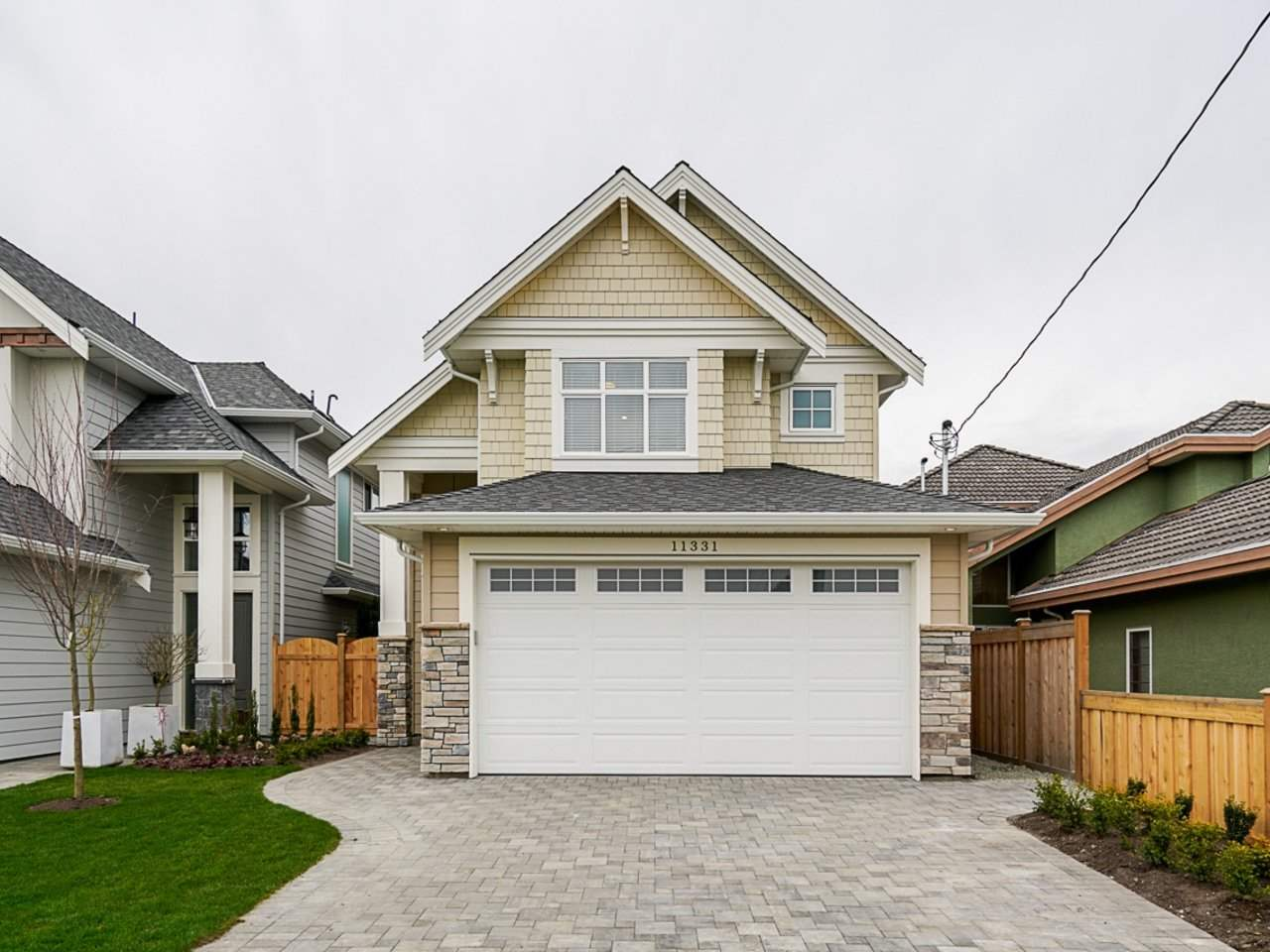 11331 4TH AVENUE - Steveston Village House/Single Family for sale, 4 Bedrooms (R2561100)
