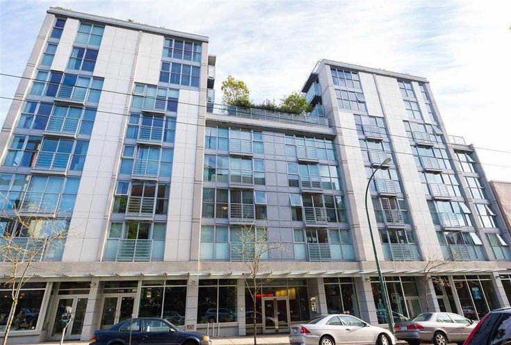 312 168 POWELL STREET - Downtown VE Apartment/Condo for sale, 1 Bedroom (R2561127)