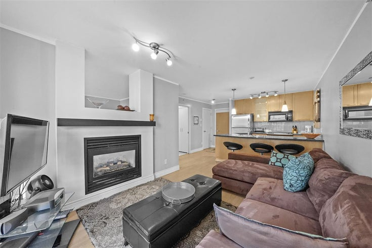 605 989 RICHARDS STREET - Downtown VW Apartment/Condo for sale, 1 Bedroom (R2561153)