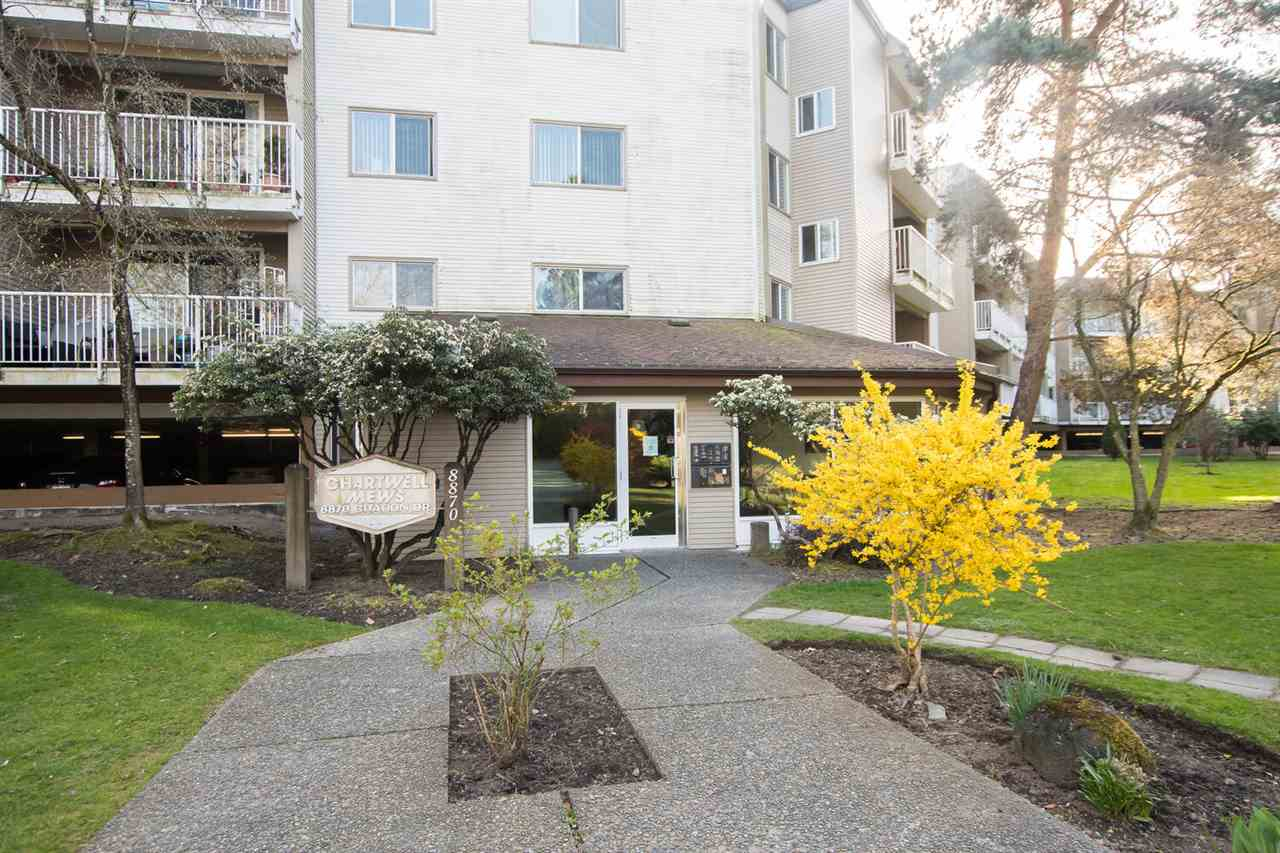 205 8870 CITATION DRIVE - Brighouse Apartment/Condo for sale, 1 Bedroom (R2561170)