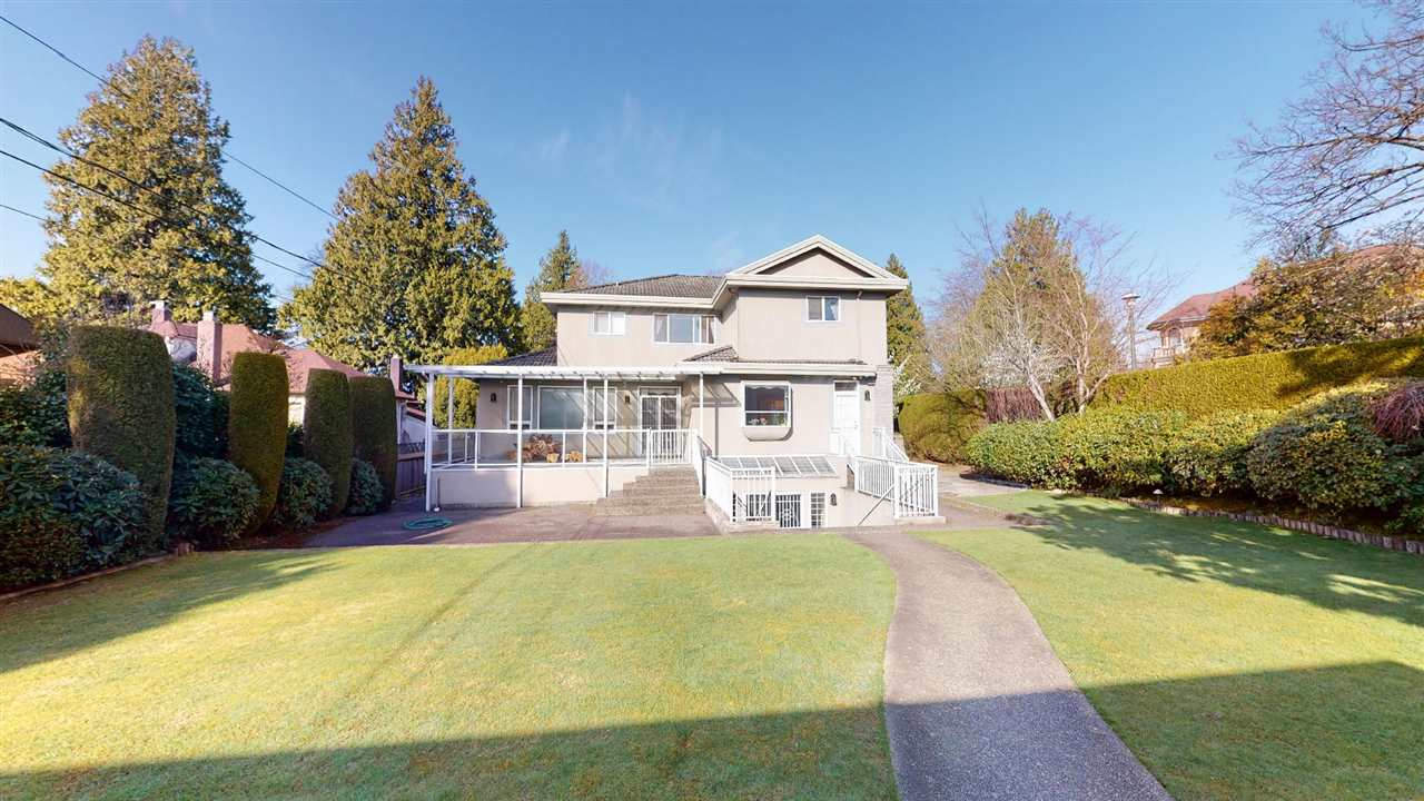 1638 W 52ND AVENUE - South Granville House/Single Family for sale, 7 Bedrooms (R2561185)