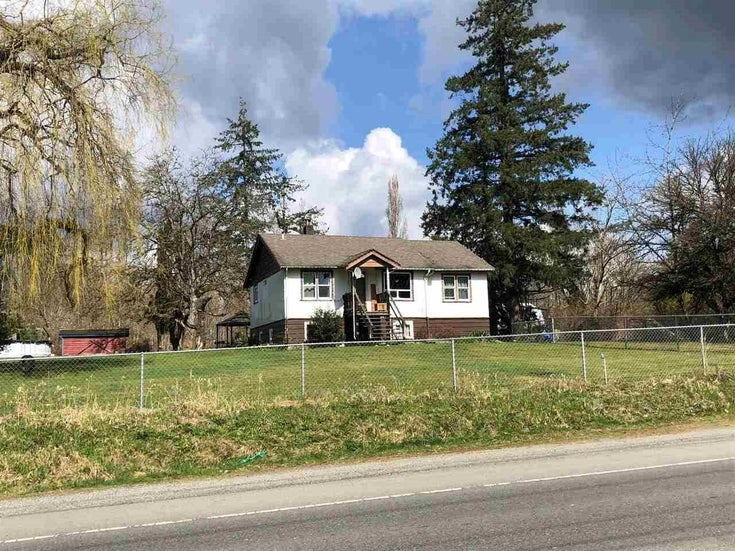 24611 DEWDNEY TRUNK ROAD - Websters Corners House with Acreage for sale, 3 Bedrooms (R2561187)