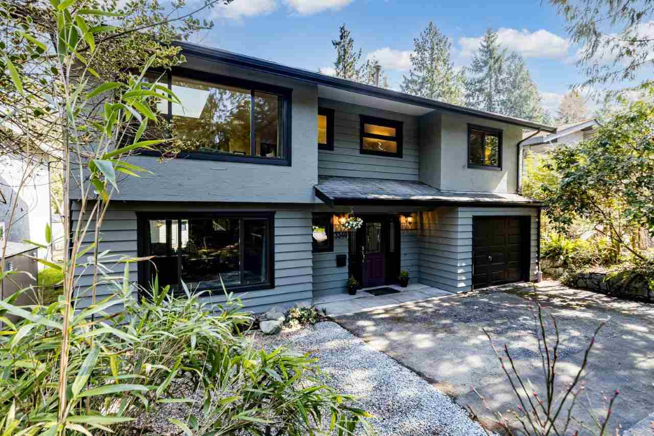 3340 CHAUCER AVENUE - Lynn Valley House/Single Family for sale, 4 Bedrooms (R2561229) - #1
