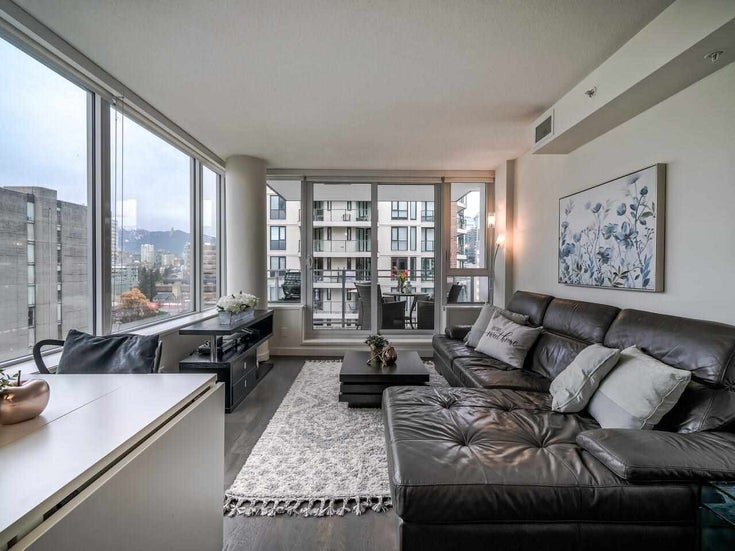 1501 1009 HARWOOD STREET - West End VW Apartment/Condo for sale, 1 Bedroom (R2561317)