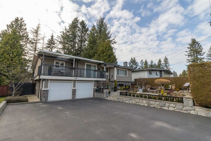 614 DRAYCOTT STREET - Central Coquitlam House/Single Family for sale, 6 Bedrooms (R2561327)