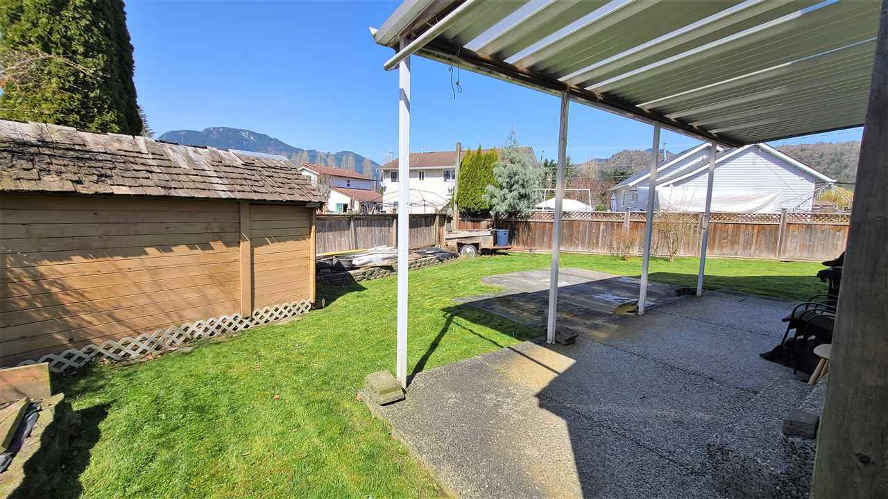 1901 AGASSIZ AVENUE - Agassiz House/Single Family for sale, 3 Bedrooms (R2561328) - #28
