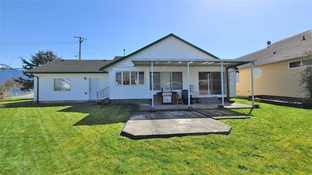 1901 AGASSIZ AVENUE - Agassiz House/Single Family for sale, 3 Bedrooms (R2561328) - #29