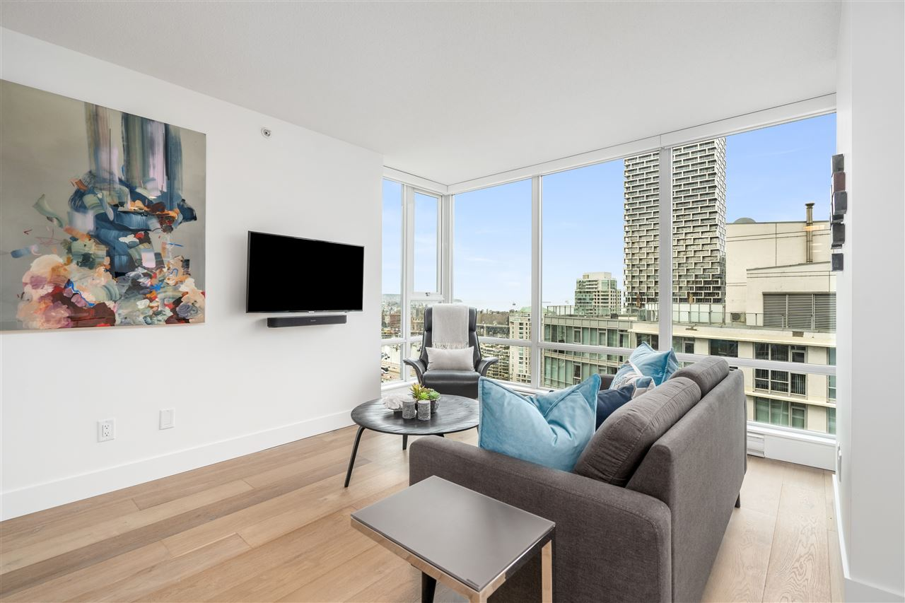 3008 1495 RICHARDS STREET - Yaletown Apartment/Condo for sale, 1 Bedroom (R2561372) - #10